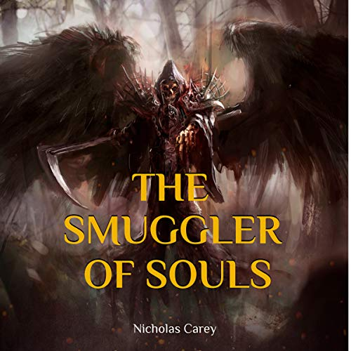 The Smuggler of Souls audiobook cover art