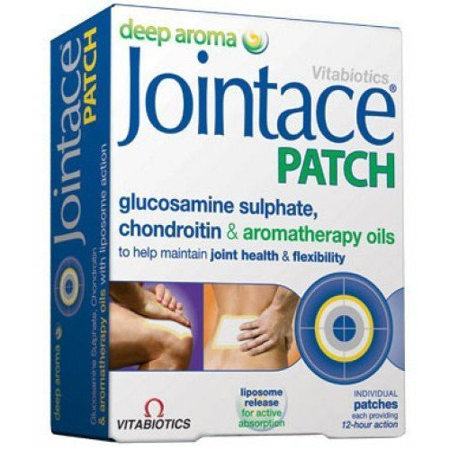 (2 Pack) – Vitabiotic Jointace Patch 8 Patches | 2 Pack Bundle by Vitabiotic