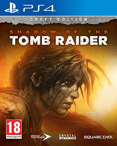 Shadow of the Tomb Raider Croft Edition (PS4) - [AT-PEGI]
