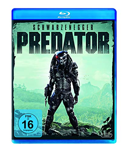 Predator 1 - Ultimate Hunter Edition [Blu-ray]