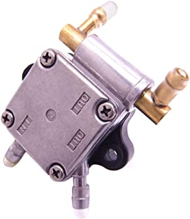 SouthMarine Boat Engine 6AH-24410-00 Fuel Pump Assy for Yamaha Outboard 4-Stroke 15HP 20HP Outboard Motor
