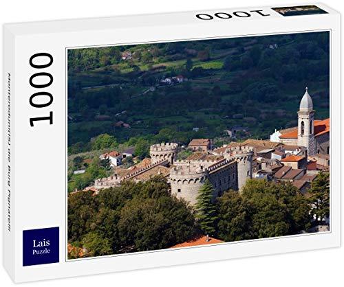 Lais Puzzle Monteroduni(IS) el Castillo de Pignatelli 1000 Piezas