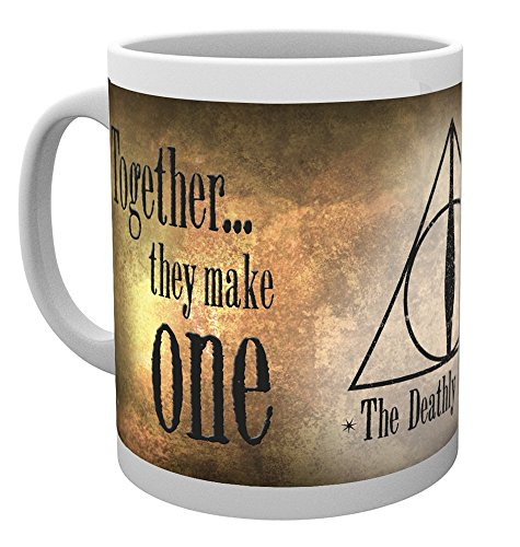 GB Eye, Harry Potter, Deathly Hallows, Mug