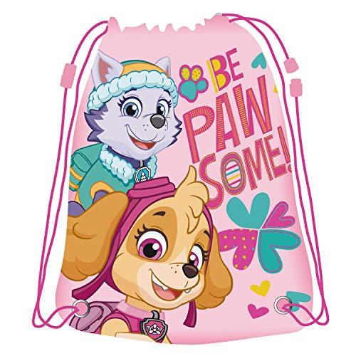 ARDITEX PW11429 Paw Patrol Sporttasche für Kinder, 44 cm, rosa