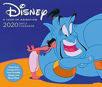 Disney 2020 Daily Calendar   2020 Daily Calendar Family Calendar for 2020 Disney Daily Film Calendar