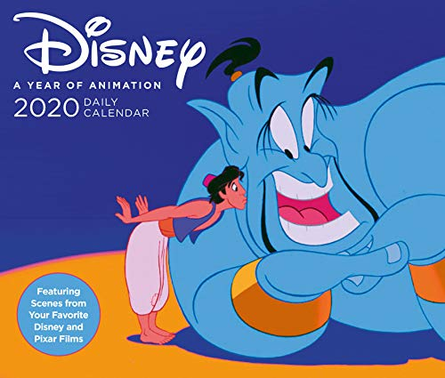 Disney 2020 Daily Calendar: (2020 Daily Calendar, Family Calendar for 2020, Disney Daily Film Calendar)
