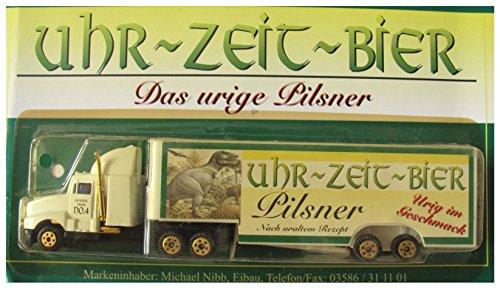 Uhr Zeit Bier Nr.04 - Das urige Pilsner - Kenworth T800 - US Sattelzug