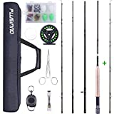 PLUSINNO Fly Fishing Rod and...