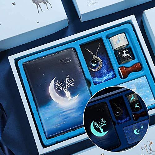 caja luminosa de la marca MYUOOT