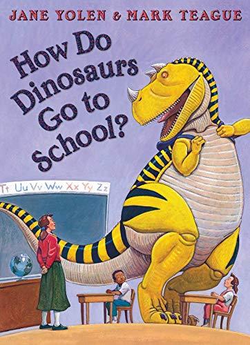How Do Dinosaurs Go To School?の詳細を見る