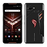 ASUS ZS600KL-S845-8G128G ROG Gaming Smartphone 6' FHD+ 2160x1080 90Hz Display - Qualcomm SD 845 - 8GB RAM/128GB Storage - LTE Unlocked Dual SIM (GSM Only), Black