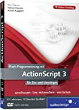 Flash-Programmierung mit ActionScript 3 - Das Video-Training auf DVD - Tobias Hauser