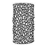 Hombres Mujeres Bandana Mascarilla solar abstracta Textura sin fin Piel Animal Protección UV Bufanda mágica