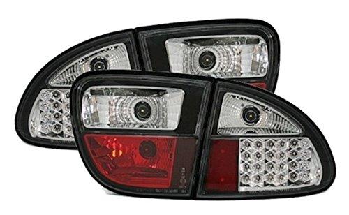 AD Tuning GmbH & Co. KG Feux arrière LED Set en Noir