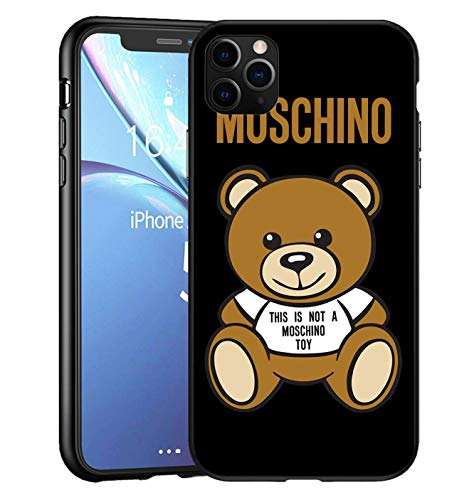 EpbyM This Is Not A Moschimo Toy Custodia iPhone 11, Moschimo Cover iPhone 11, Bianco TPU Morbido Silicone Custodia per iPhone 11