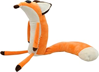 The Little Prince Fox Le Petit Prince Cute Plush Doll Stuffed Animal Plush Puppet Toy for Birthday Gift
