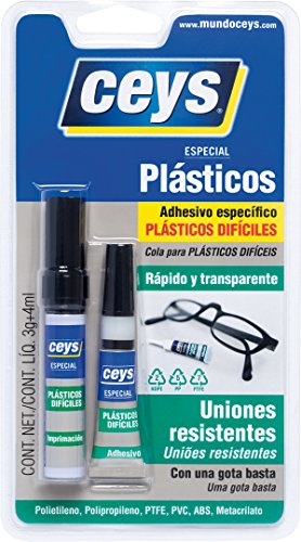 CEYS CE504114 PLASTICOS DIFICILES...