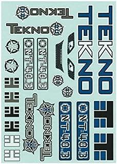 Tekno Decal / Sticker Sheet (NT48.3)