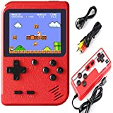 Hockoliy Handheld Game Console, Retro Game Player with 400 Classical FC Video Games 3.0-In...