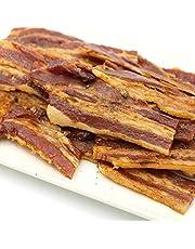 豚バラジャーキー 炙り 本格おつまみ お徳用 300g 豚バラ珍味 大きさ不揃い 訳あり 焼き肉 ジャーキー 業務用 おつまみ