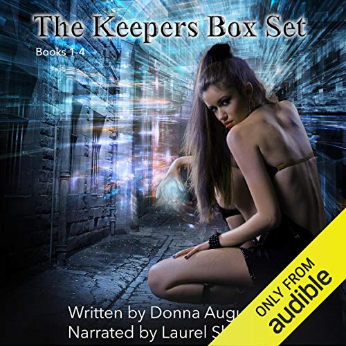 The Keepers Box Set Titelbild