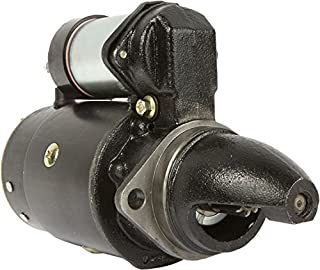 DB Electrical SDR0105 Counter Clockwise Inboard Marine Starter for Crusader Mercruiser OMC (61-08) 50-17251A3, 50-47455, 50-65784A1, 50-76963A3, 50-76965A1, 50-76965A2, 50-76965A3, 50-76965A4