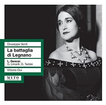 Verdi: La battaglia di Legnano (The Battle of Legnano) [Recorded 1959]