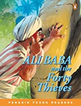Ali Baba & the 40 thieves. Con espansione online: Peng:Ali Baba & 40 Thieves (Penguin Young Readers (Graded Readers))