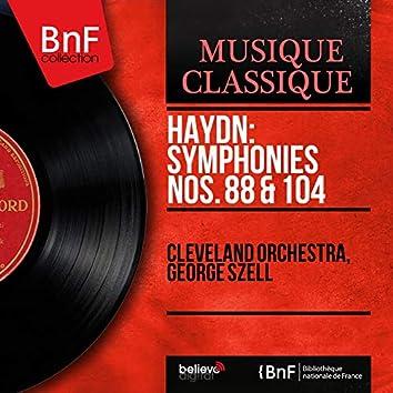 Haydn: Symphonies Nos. 88 & 104 (Mono Version)