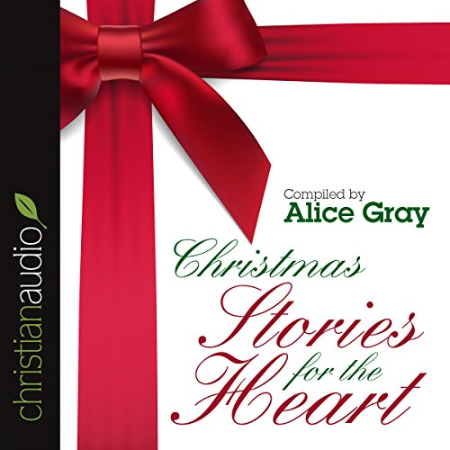 Christmas Stories for the Heart audiobook cover art