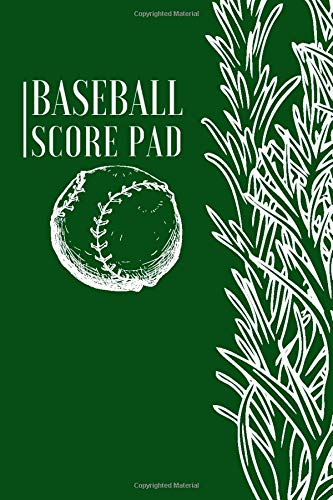 Baseball Score Pad: Professional Baseball Scoring Sheet, Score Sheet Notebook for Outdoor Games, Gifts for Game Records, Game lovers, Friends and ... with 110 Pages. (Baseball Scorebook, Band 10)
