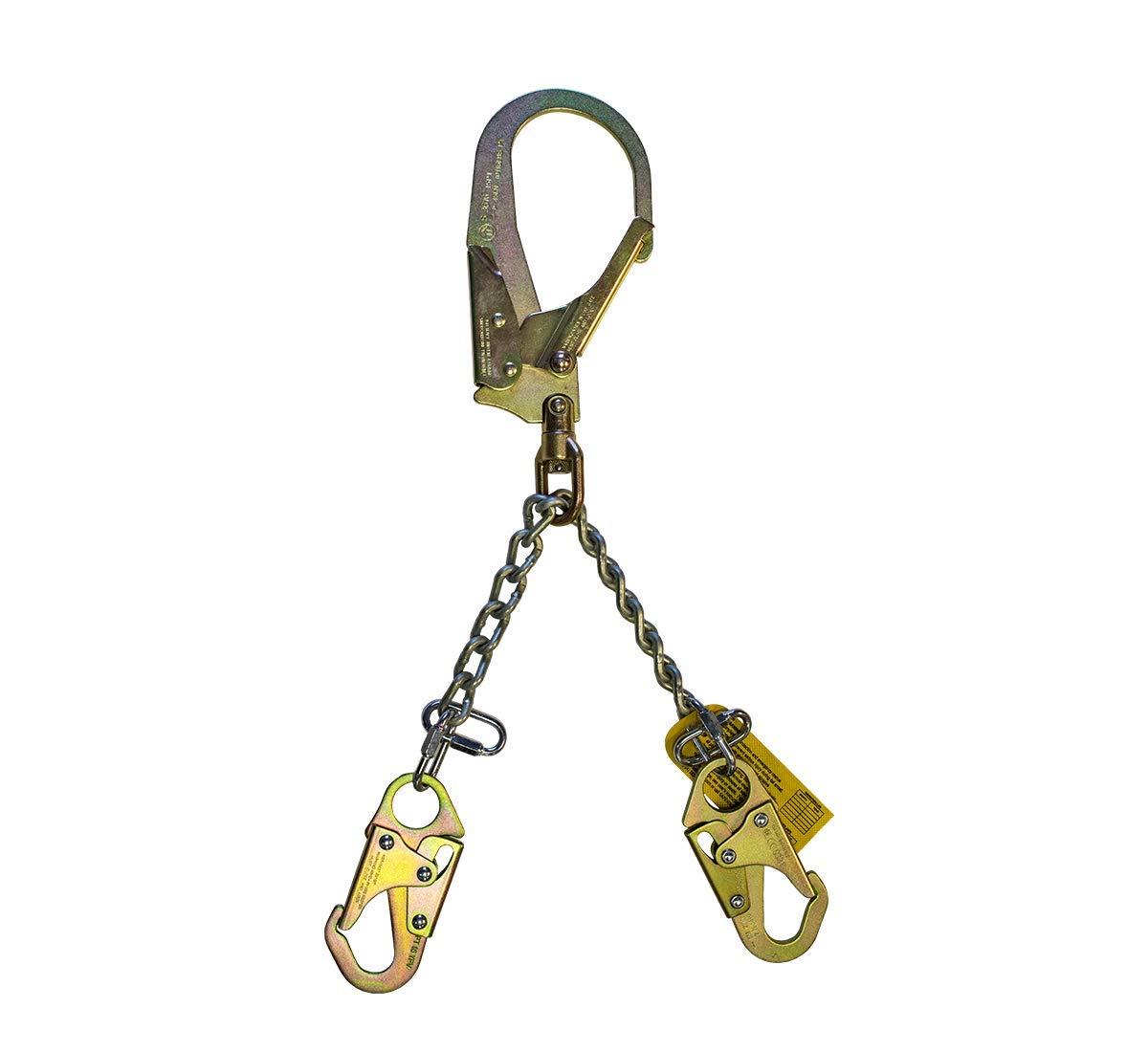 SafeWaze FS060-GCC Forged Regular dealer Ranking TOP13 Swivel Rebar Gates for Assembly Chain