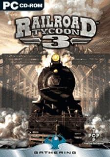 Railroad Tycoon III by Take 2