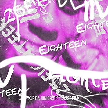 25 Eighteen (feat. Casse Pink)