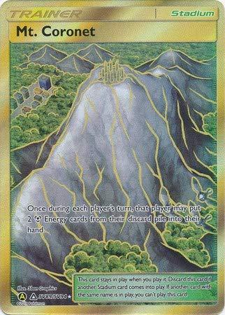 Mt. Coronet - SV89/SV94 - Ultra Rare - Hidden Fates