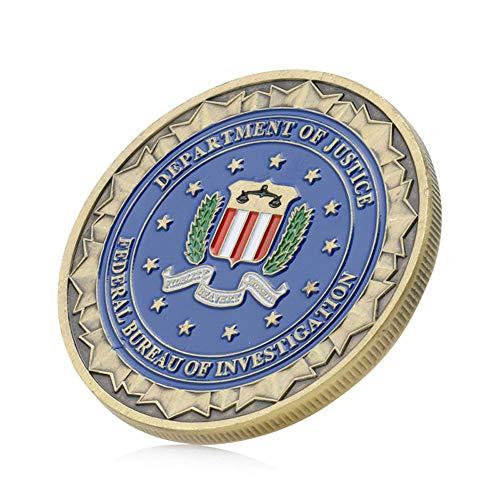Panda Loco Medaille für Verteidigungsministerium DOD FBI United States of America Challenge Medaille USA Sammlerstück Emaille