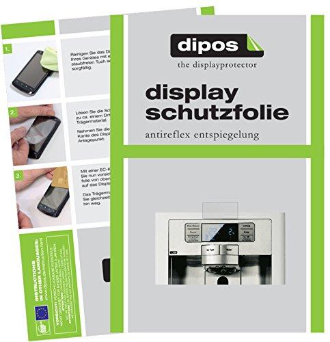 dipos I 2X Schutzfolie matt kompatibel mit Samsung RS6178UGDSREF Folie Displayschutzfolie