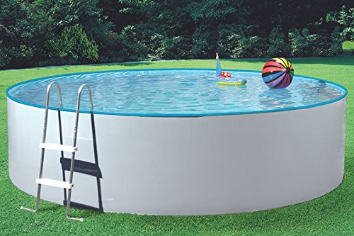 MyPool Rundbecken-Poolset Splash Ø 300 x 90 cm mit Sandfilteranlage