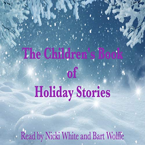 The Children's Book of Holiday Stories audiobook cover art