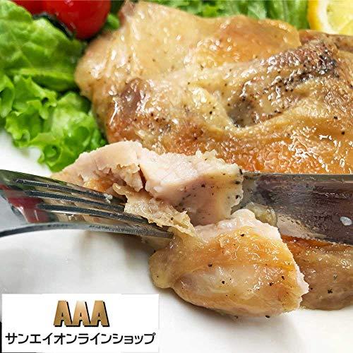 ローストチキンステーキ簡単調理ジューシーなもも鶏肉ローストチキンステーキ120g×6枚入り720g