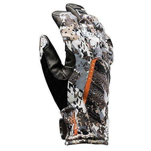 SITKA Gear Downpour GTX Glove Optifade Elevated II Medium