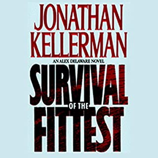 Survival of the Fittest audiobook cover art