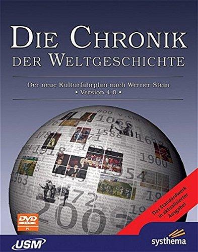 Chronik der Weltgeschichte 4.0 (DVD-ROM)
