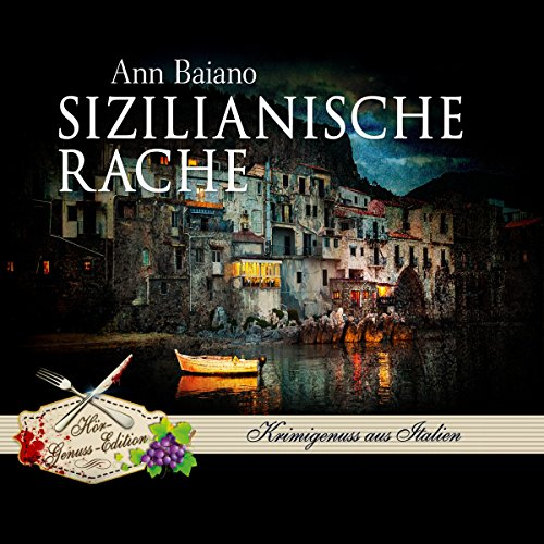 Sizilianische Rache audiobook cover art