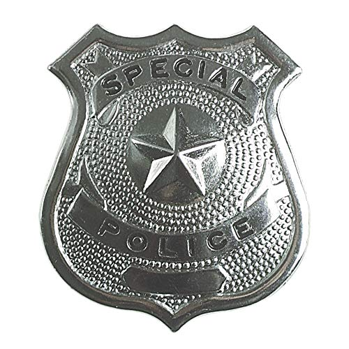 POLICE BADGE ACCESSORY