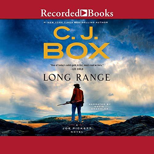 Long Range audiobook cover art