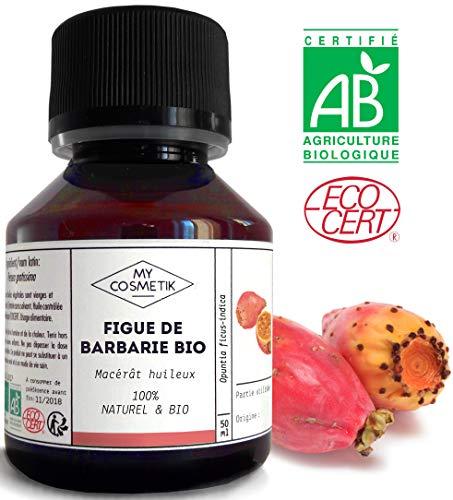Maceración aceitosa de Higo Chumbo orgánico - MyCosmetik - 100 ml