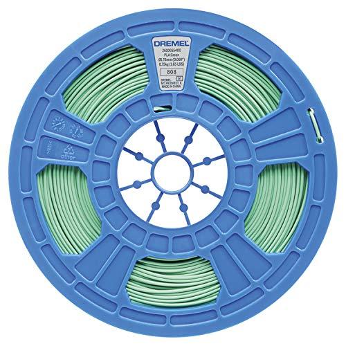 Dremel 2615PL06JA Filamento PLA per Stampanti 3D, 750 g, Verde