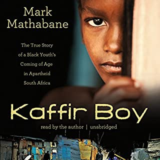 Kaffir Boy audiobook cover art