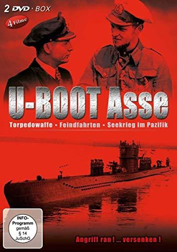 U-Boot Asse - Deutsches U-Boote im 2. Weltkrieg-Das Boot (2 DVD Schuber)